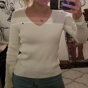 Old navy perfect fit ribbed sweater